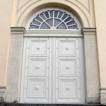 Porte de château